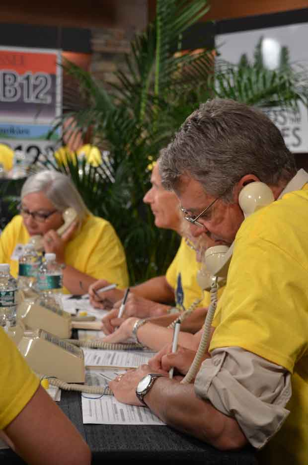Friends of the Smokies Friends Across the Mountains Telethon