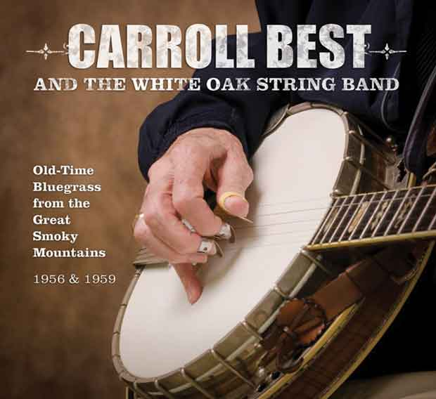 Carroll Best and the White Oak String Band