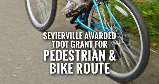 Sevierville Get Major TDOT Grant