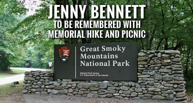 Smokies Releases Autopsy Results for Hiker Jenny Bennett, Memorial Planned