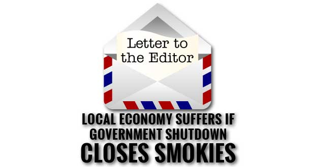 Letter: National Park Closures During Government Shutdown Have Impact Far Beyond Park Boundaries