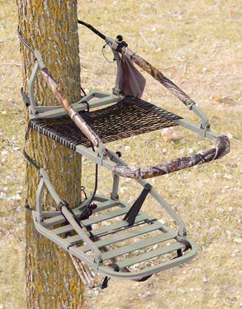 GCL300-A – The Marksman Recalled Tree Stands