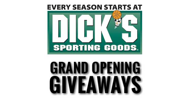 Dick's Sporting Goods Plans 3-Day Grand Opening Celebration in Sevierville