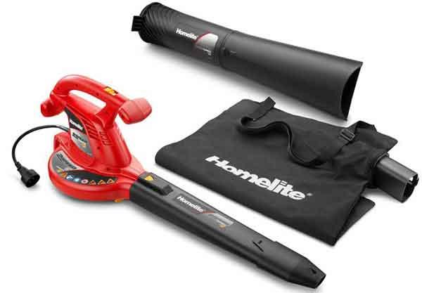 Homelite Electric Blower Vacuums
