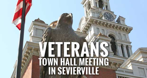 Town Hall Meeting in Sevierville to Address Veterans Healthcare