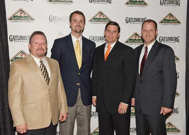 New members of the Gatlinburg Board of Directors