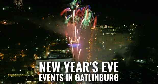 Ring in the New Year with Gatlinburg Ball Drop and Fireworks Show
