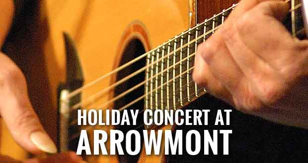 Grammy Award Winning Guitarists to Hold Holiday Concert at Arrowmont