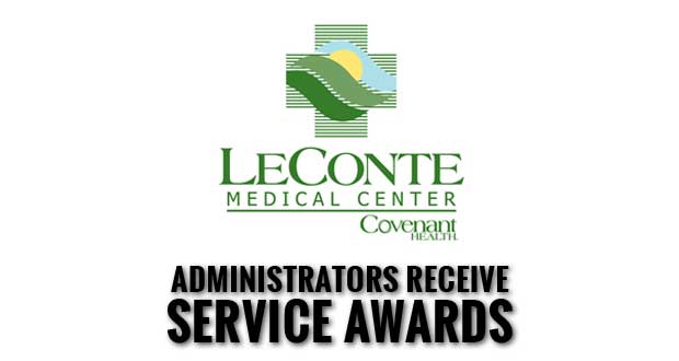 Covenant Health Administrators Receive Recognition from East Tennessee ACHE Chapter