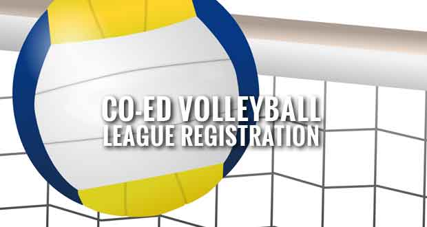 Registration Open for Co-Ed Volleyball League in Sevierville