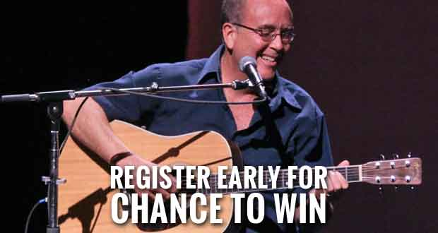 Early Bird Registration for Smoky Mountains Songwriters Festival