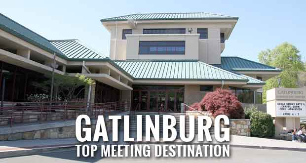 Gatlinburg Named Top Cool Spot for Summer Meetings by ConventionSouth Magazine