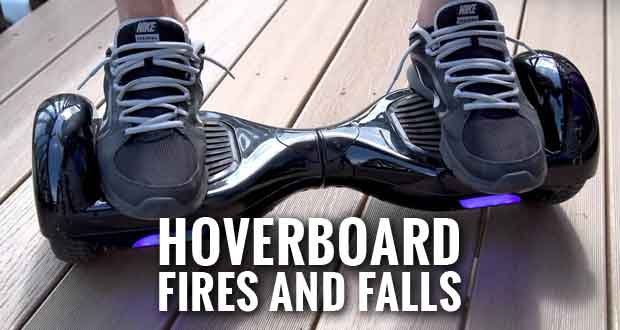 Feds Investigating Safety of Hoverboards, Amazon Offers Refunds