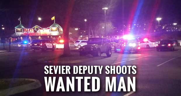 Sevier County Deputy Involved in Shooting at Governor's Crossing Mall