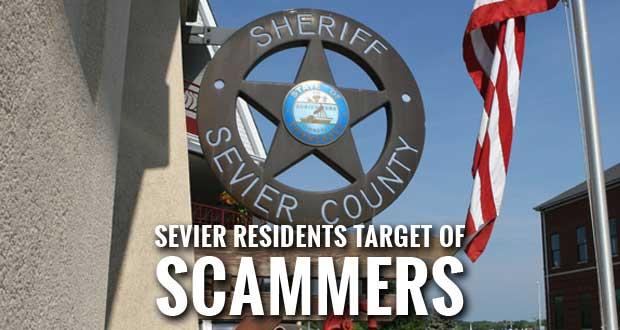 Sevier County Sheriff Warns of Arrest Warrant Scam