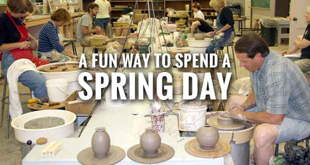Arrowmont Offering Spring Workshops for Kids and Adults