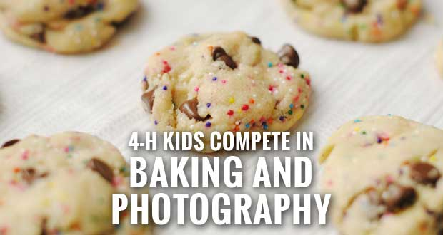 4-H Baking and Photography Contests Set for March