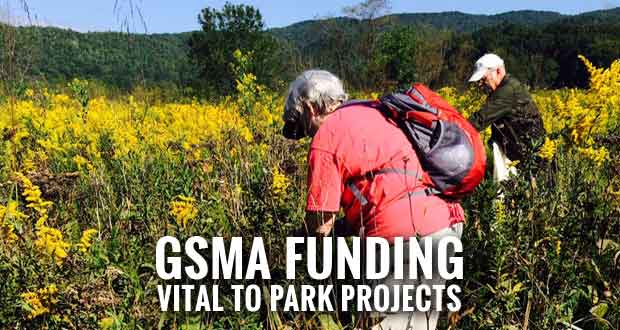 Great Smoky Mountains Association Aid-to-Park Funding Topped $1.4M