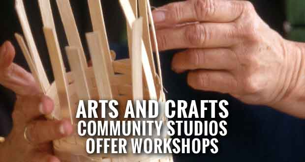 40+ Workshops Available at Hands On Gatlinburg Arts & Crafts Weekend