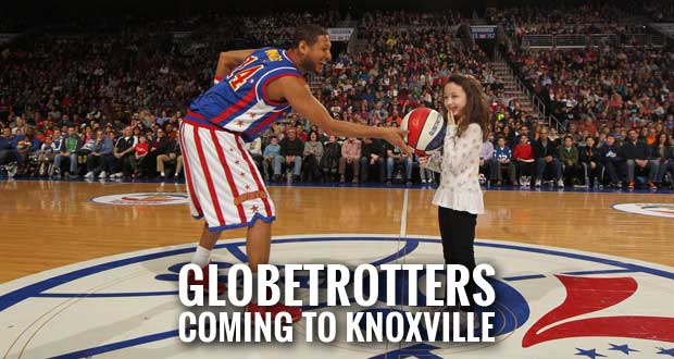 Harlem Globetrotters make 90th Anniversary Tour stop in Knoxville