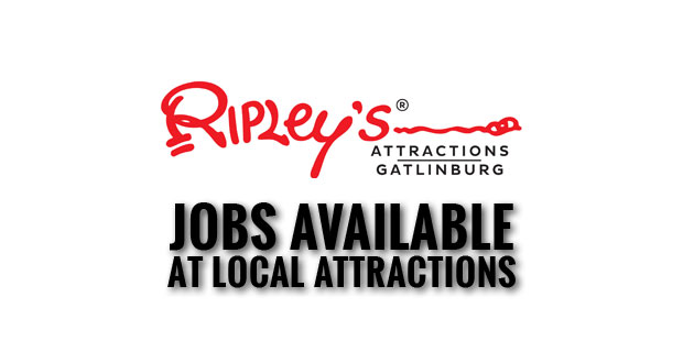 Ripley's Job Fair to Fill Positions as Sevier County Attractions