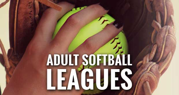 Registration Open for Spring Adult Softball in Sevierville