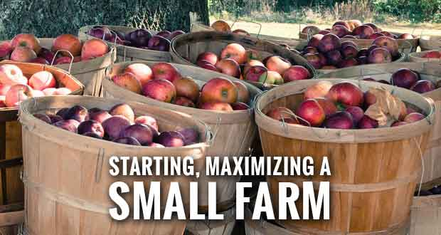 Small Farm Expo to Offer Strategies for Maximizing Profit & Production
