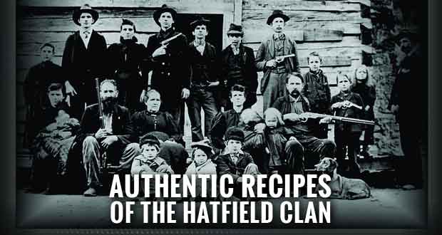 Author Jack Hatfield Holding Book Signing for Hatfield Clan Cookbook