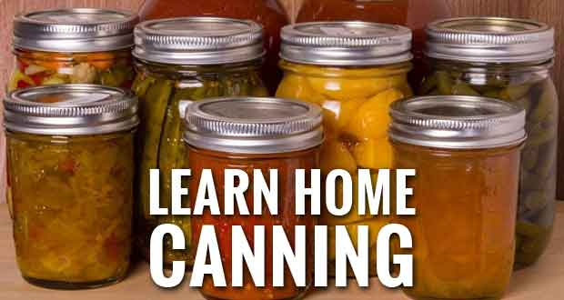 UT Extension Offers Food Preservation Classes