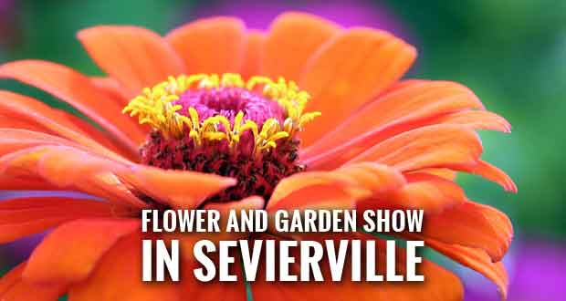 Sevier County Area Master Gardeners host Flower and Garden Show