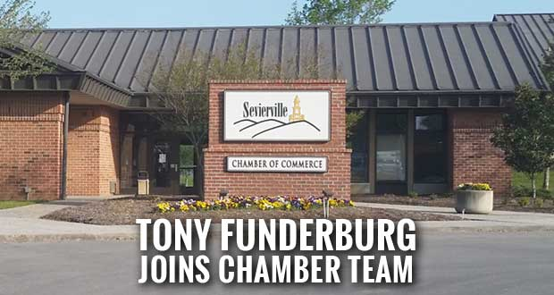 Sevierville Chamber Welcomes New Director of Sales & Advertising