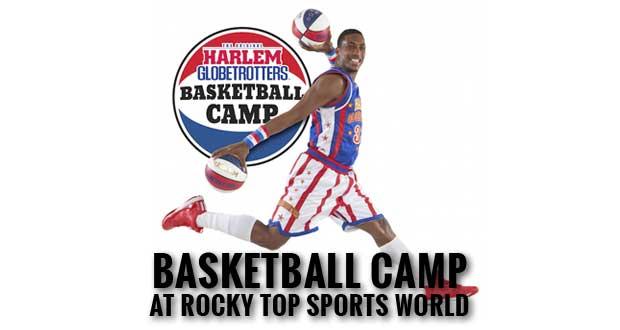 Harlem Globetrotters Basketball Camp Coming to Gatlinburg