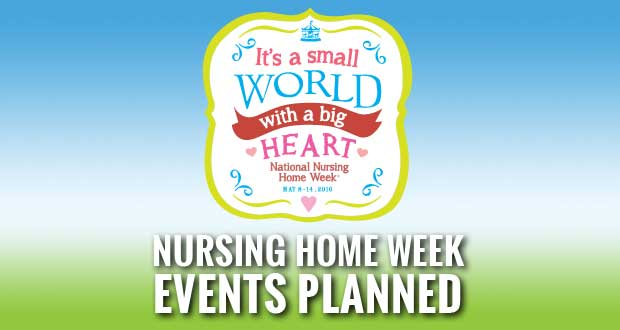 Sevierville Health and Rehabilitation Center Celebrates Nursing Home Week