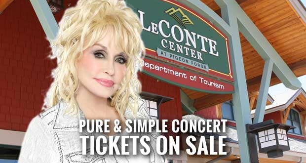 Glitch Frustrates Passholders as Dolly's Pure & Simple Tickets Go on Sale
