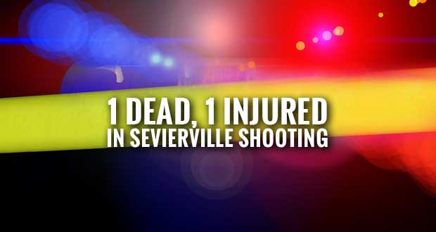 Husband Shoots Wife, Kills Himself in Sevierville