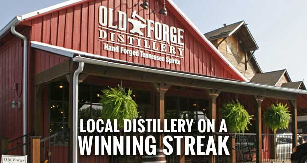 Old Forge Chocolate Moonshine, Reserve Bourbon Win 2016 SIP Awards
