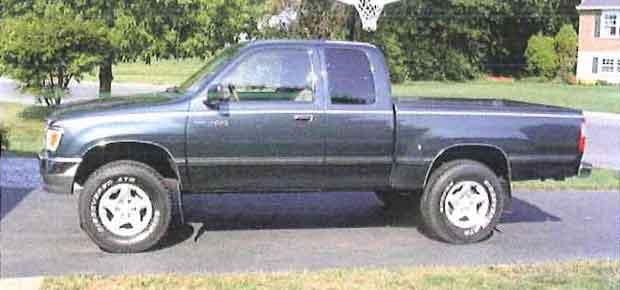 Sylvia Ringstrom Truck