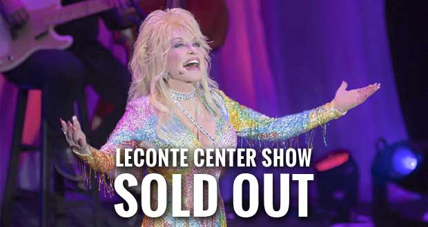 Tickets Sold Out for Dolly's Pure & Simple Concert