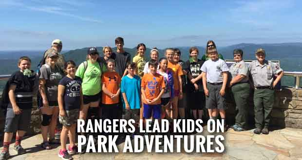 Adventure Camps Connect Urban Youth with National Treasures