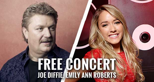 Pigeon Forge Patriot Festival to Feature Joe Diffie, Fireworks Spectacular
