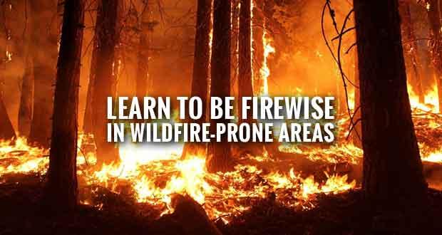Park Hosts Community Wildfire Preparedness Meeting