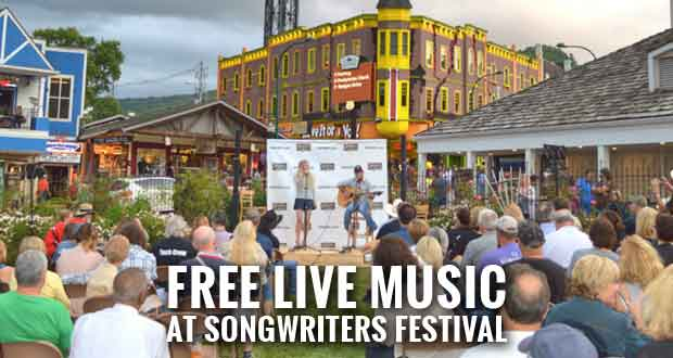 Smoky Mountains Songwriters Festival Celebrates 5th Year