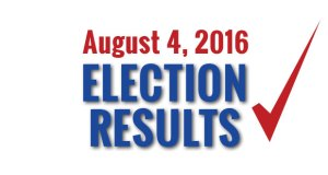 Sevier County Election Results – August 4, 2016
