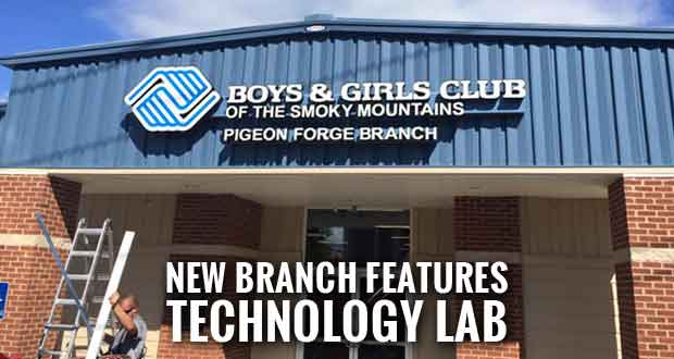 $2M Boys & Girls Club Facility Opening in Pigeon Forge