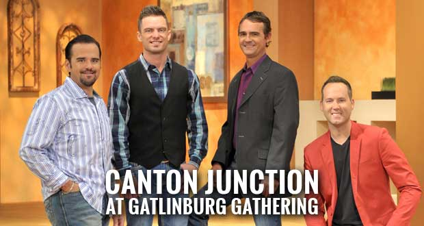 Canton Junction to Get Their Praise On in Gatlinburg