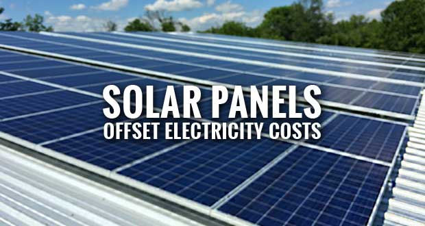 Commercial Door and Hardware Invests in Solar Panels