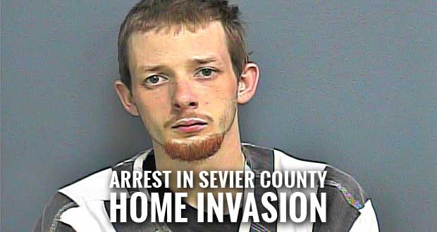 Homeowner Holds Home Invasion Suspect at Gunpoint Until Cops Arrive