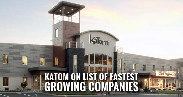 KaTom Restaurant Supply on Inc. 5000 List for 8th Consecutive Year