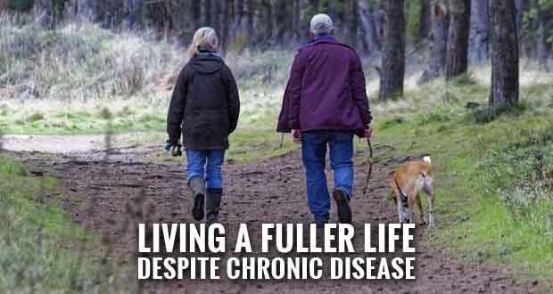 Free Living Well with Chronic Conditions Program Workshops