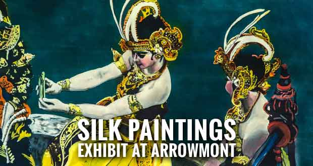 Arrowmont Hosts Silk Painters International's Silk in Transition Exhibitions and Conference